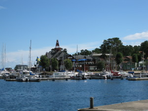 Another view of Sandhamn