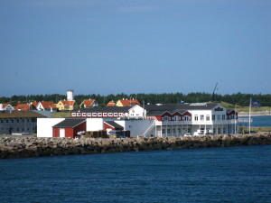 View of one part of Skagen
