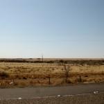 Terrain in KS, OK, TX