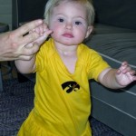 Grandma's Future Hawkeye