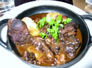 Beef burgundy, YUM