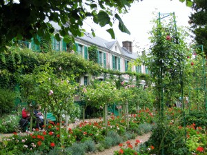 Monet house and garden