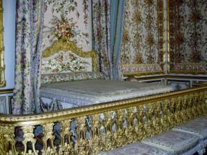 Queen's bed chamber