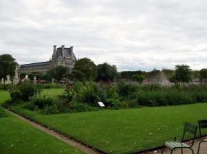 Gardens and Lourve