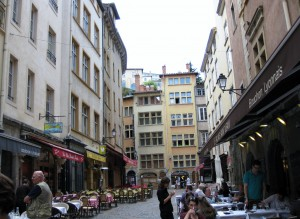 Old Town area