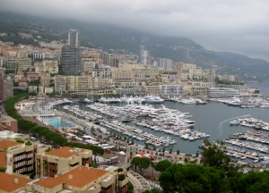 Harbor of Monte Carlo