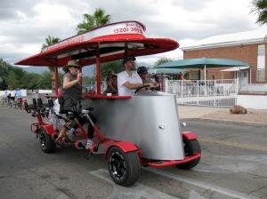 Arizona Party Bike