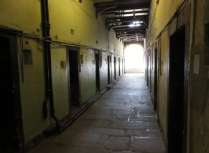 Hallway of the gaol