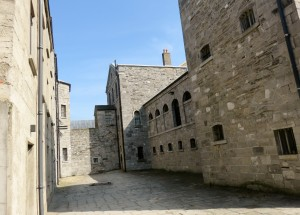 Outside the gaol