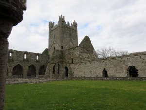 Another view of abbey