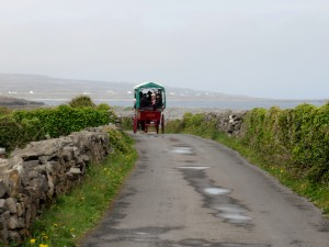 Road at Inishmore