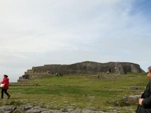 Dun Aonghasa fort