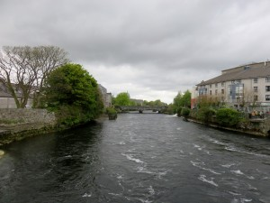 River Corrib runs through Galway