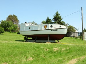 Fishing boat built in 1939