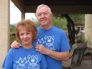 Carol and Jim Davis