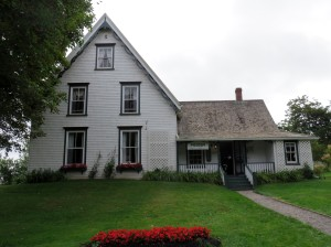 Childhood home of Lucy Maud Montgomery