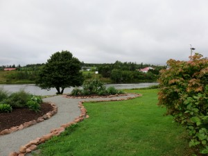 Walking trails at PEI Preserve Company