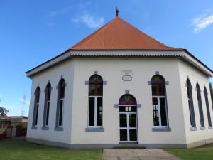 Temple built 1887