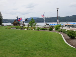One view of McEuen Park