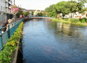 The Garavogue River thru Sligo