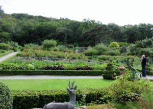 Part of walled garden