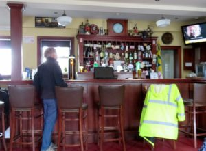 Inside Farren's Bar
