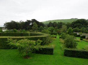 More of the gardens