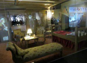 Upper class suite