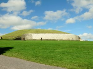 Newgrange burial site